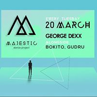 Majestic Project 2003 With George DexxBokito &amp Gudru
