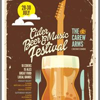 The Carew Arms Beer and Music Festival (Crowcombe)