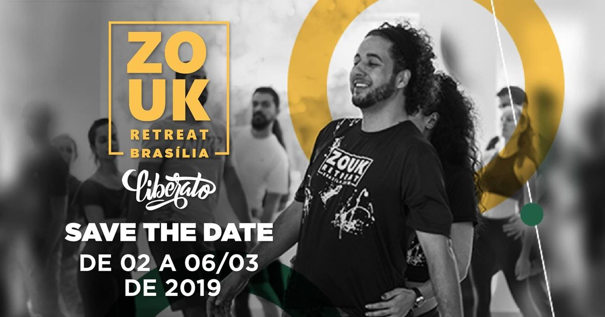 Zouk Retreat Braslia - 2019