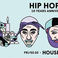 Hip Hop Dont Stop 10th Anniversary Part II - Kolchose &amp Engtanz