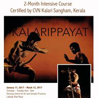 Kalarippayat Foundations (2-Month Intensive Training Course)