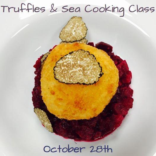 Truffles & Sea Cooking Class