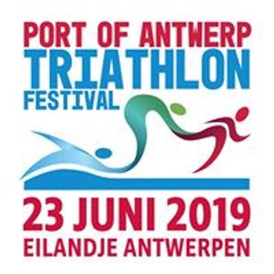 Port Of Antwerp Triathlon Festival