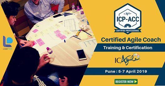 ICAgile Certified Professional - Agile Coaching (ICP-ACC)