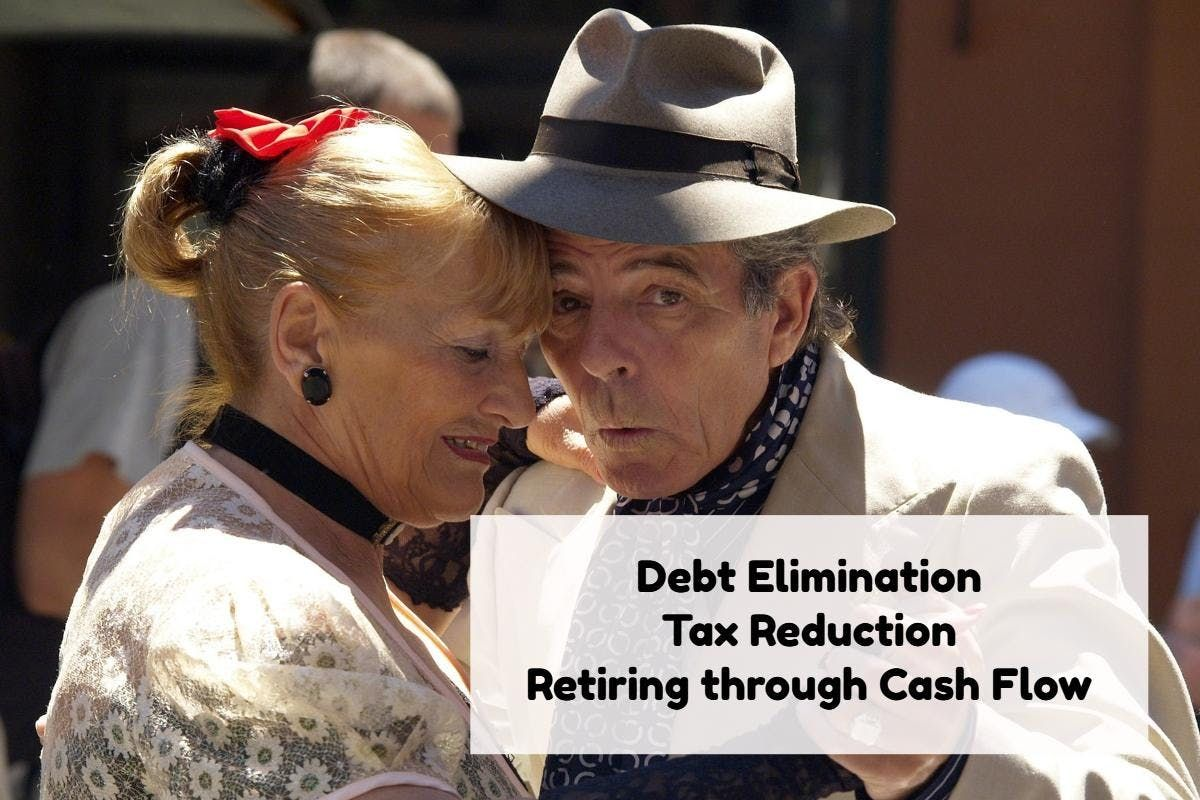 Debt Elimination Tax Reduction and Retiring through Cash Flow - Elmira NY