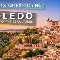 Toledo 2  The City of Three Cultures