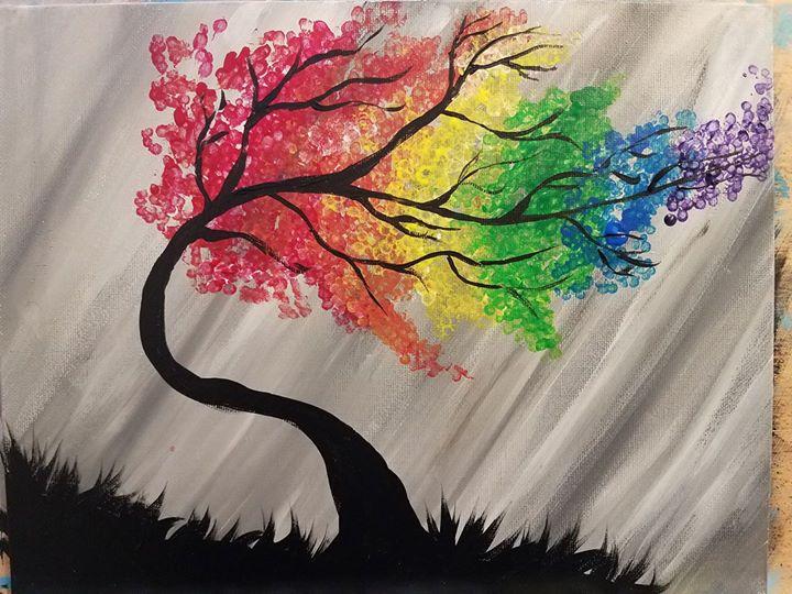 Artsy Affair Fundraiser Rainbow Willow At Gay Amp Lesbian