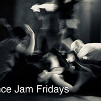 Dance Jam Fridays Contact Improv