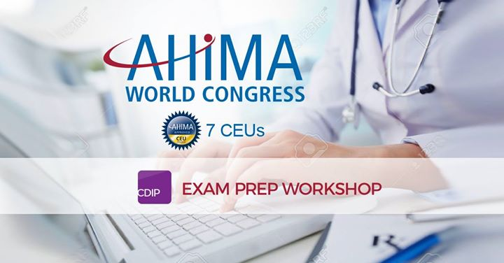 ahima cdip exam prep workshop at ortigas foundation library, pasig ...