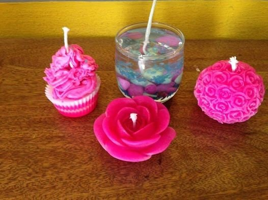 Candle Making - Beginner workshop in Bangalore