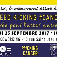 Speed Kicking Cancer Toulouse
