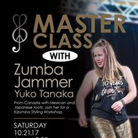Masterclass with ZJ Yuko Tanaka
