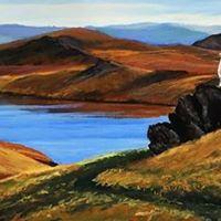 Exhibition of Landscape Paintings by Diane Mathias