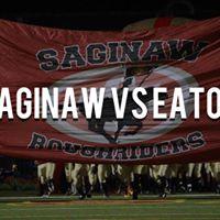 Saginaw Rough Riders Vs Eaton (Away)