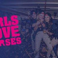 Girls Love Horses