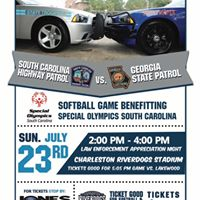 SCHP vs GSP Charity Softball Game