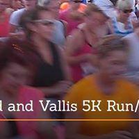 Butterfield &amp Vallis 5k RunWalk 2018