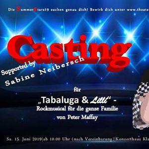 Casting zu SummerStars 2019