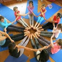 KID YOGA CAMP at HARD yoga