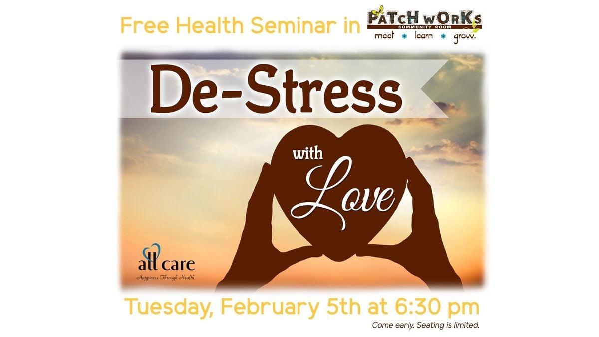De-Stress with Love