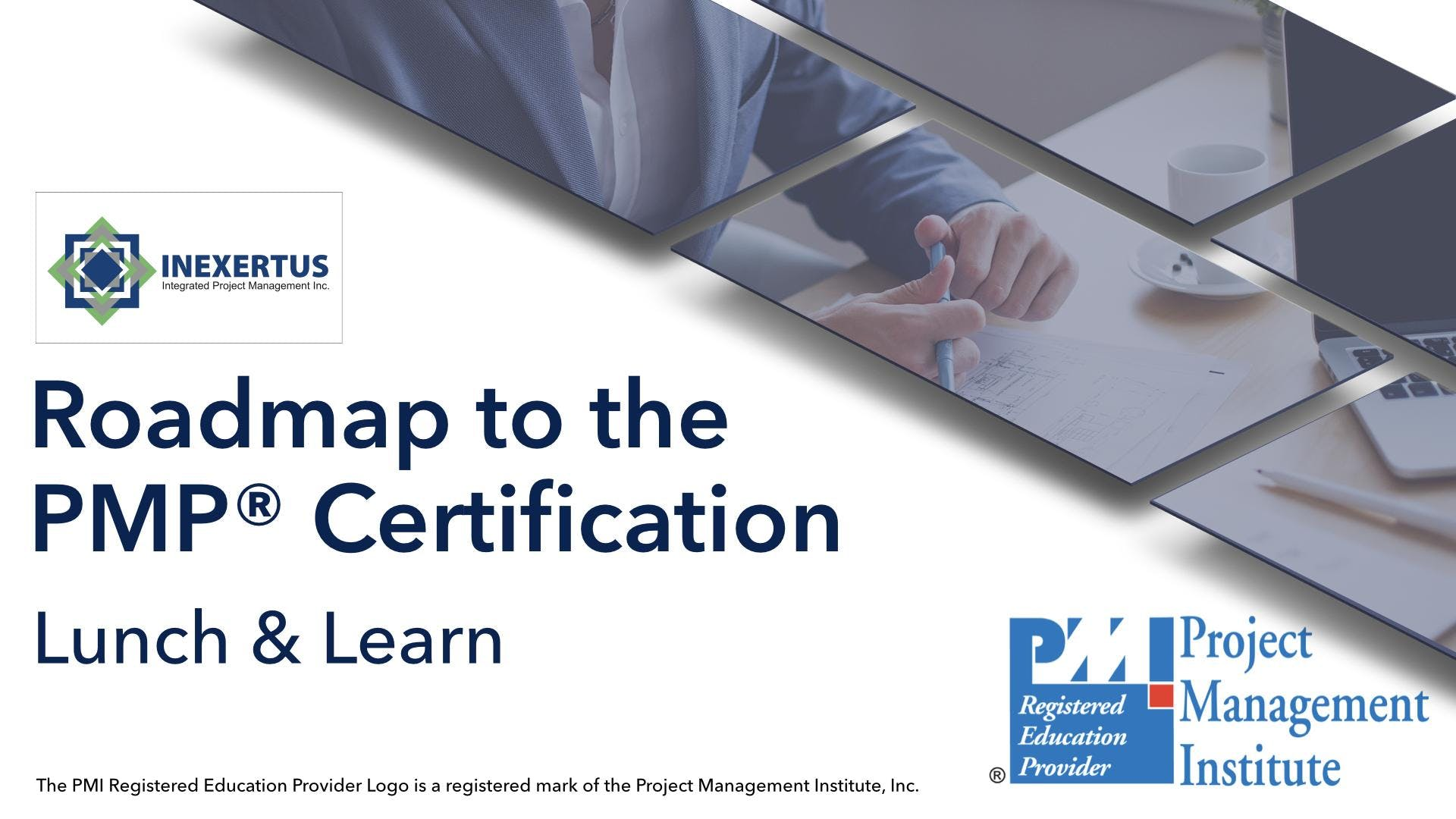 Project Management Lunch Learn Roadmap To The Pmp Certification