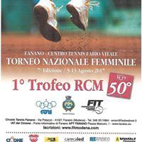 7 Torneo Open Femminile