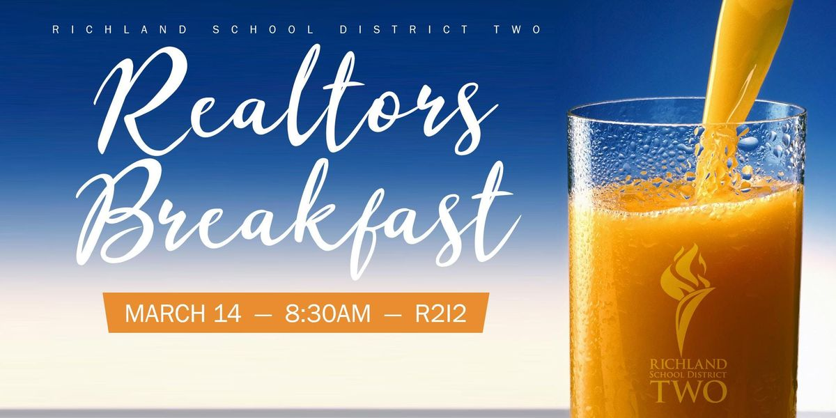Richland Two Realtors Breakfast