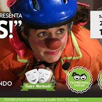 Teatro para chicos Ups Con Violeta Nan