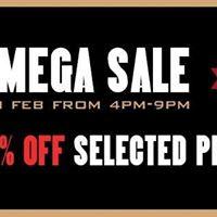 Inglot Mega Sale  1 Day Only  Inglot South Anne Street Dublin