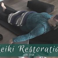 Reiki Restorative with Trish