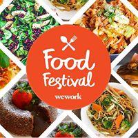 WeWork Food Festival