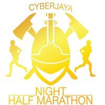 Fire Fighter Cyberjaya Night Half Marathon