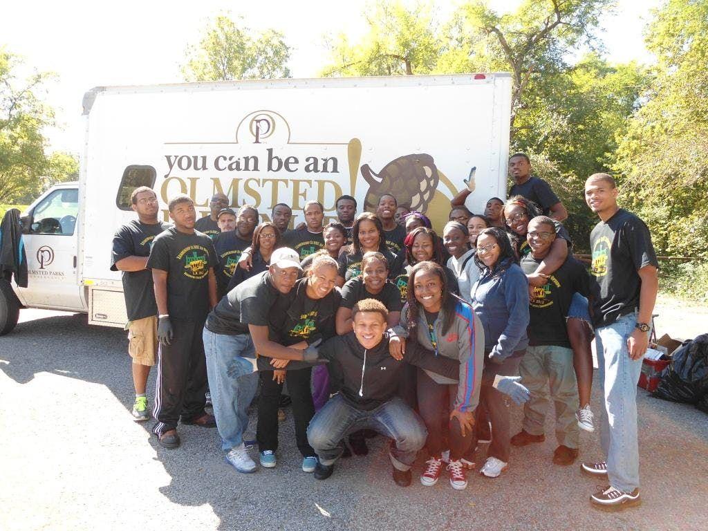 Volunteer Event Chickasaw Park
