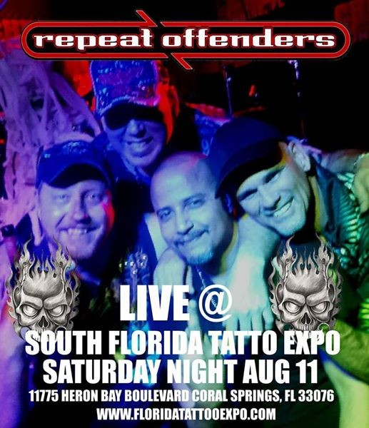South Florida Tattoo Expo at Fort Lauderdale Marriott Coral Springs ...