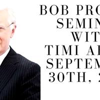 BOB PROCTOR SEMINAR WITH TIMI ABNEY