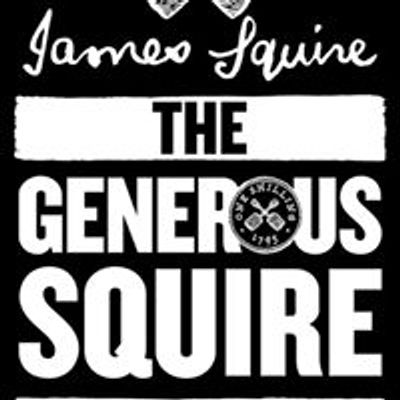 The Generous Squire - James Squire Brewhouse