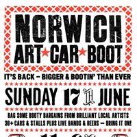 Norwich Art Boot 2018