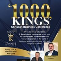 1000 Kings Christian Business Conference