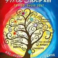 Festival Artesano 2017  Zona Yogashala Institute
