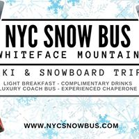 Whiteface Mtn SkiSnowboard Trip