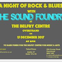 A Night of Rock and Blues with The Sound Foundry