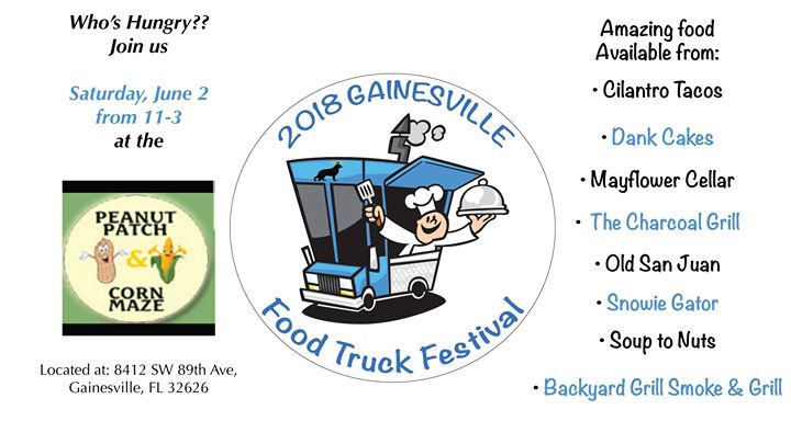 2018 gainesville food truck festival