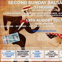 Second Sunday SALSA Ilford (August Edition)