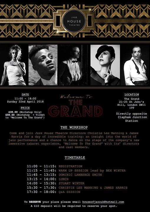 The Grand Jazz Workshop