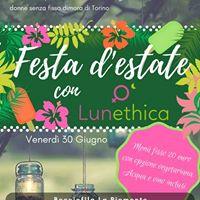 Festa destate con Lunethica