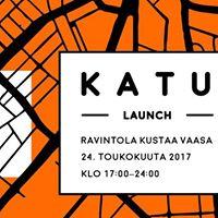 KATU by Vallilan Panimo - Launch