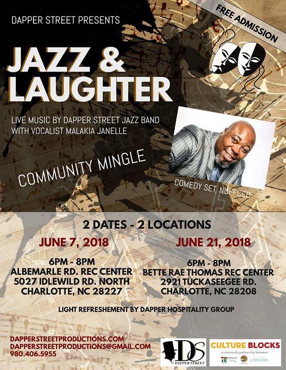 Jazz & Laughter