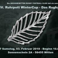 IV. Ruhrpott WinterCup - Das Rugbyturnier