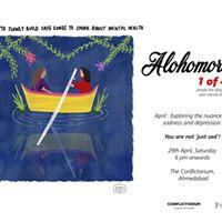 1 of 4  Alohomora April Edition