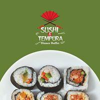Sushi &amp Tempura Dinner Buffet at Feast